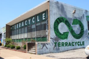 Headquarters of international recycling company Terracycle